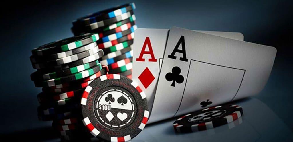 Texas Hold'em, ett av Pokerns mest populära spel